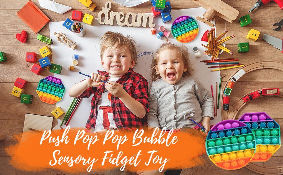 Pop Bubble Fidget Sensory Toy 213515135